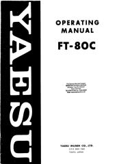 FT-80C Operating manual.pdf