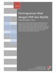 Pemrograman+Web+dengan+PHP+MySQL.pdf