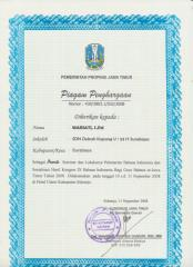 SERTIFIKAT SEMINAR LOKAKARYA BAHASA INDONESIA BU MARIATI.pdf