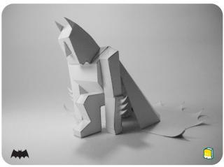 batman papertoy blanc templates..pdf