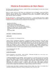 Historia Eclesiástica de Dom Bosco.pdf