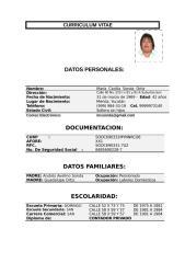 CURRICULUM VITAE Cecilia Sonda.doc