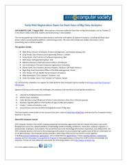 Early-Bird Registration Open for Rock Stars of Big Data Analytics.pdf
