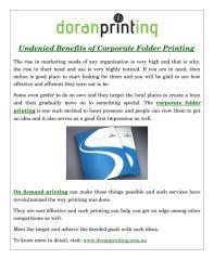 Undenied Benefits of Corporate Folder Printing.pdf