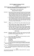PP 57 2007 JENIS DAN TARIF ATAS JENIS PENERIMAAN NEGARA BUKAN PAJAK PADA BKSPN.doc